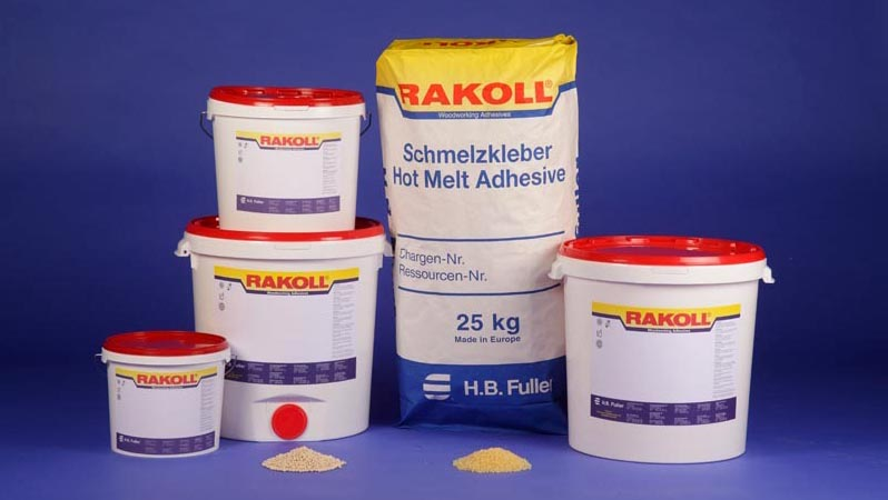 Adhesivos H.B. FULLER para la industria de la madera