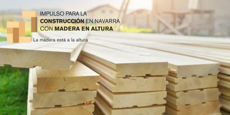 NAVARRA se prepara para afrontar el reto de la construcción sostenible en madera