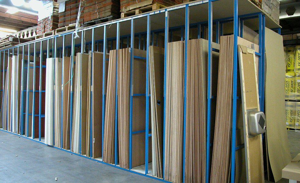 Estanterías OHRA para tableros y verticales