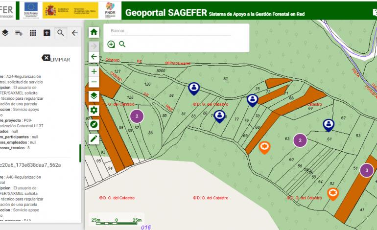 SAGEFER sigue sumando usuarios y entidades que se unen a una gestión eficaz de los bosques