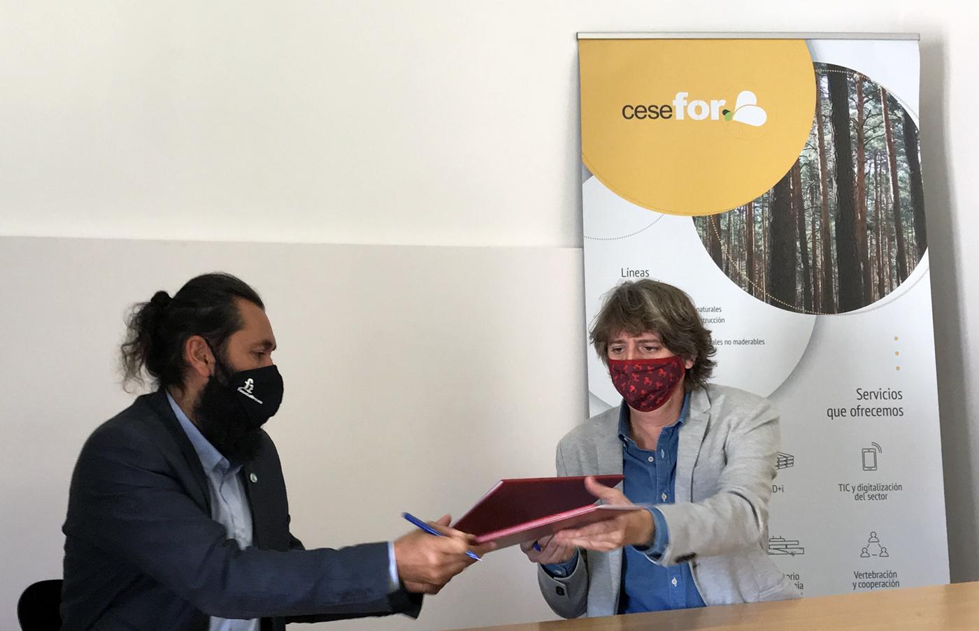 SORIA aspira a ser una capital europea forestal