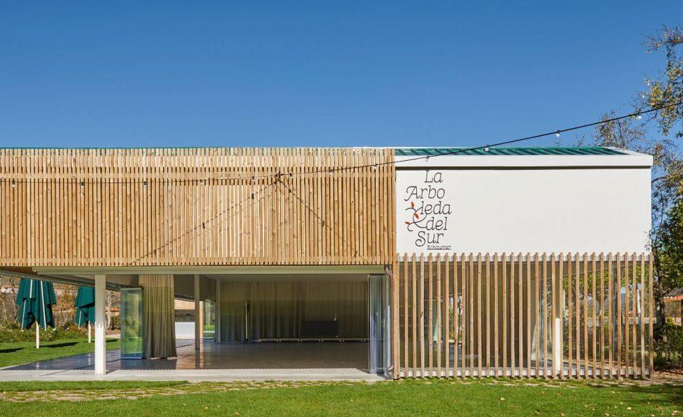 GABARRO participa en el complejo hostelero sostenible La Arboleda del Sur