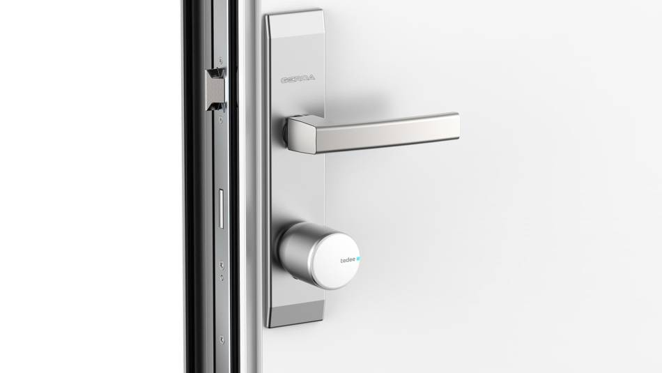 Una cerradura inteligente para un hogar inteligente