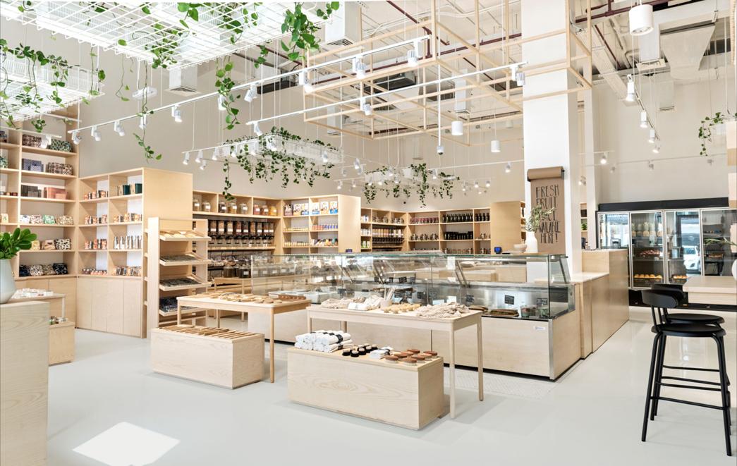 GO GREEN OMAN, el primer supermercado «sin paquetes»