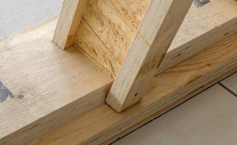 La UNIVERSIDAD DE GRANADA desarrolla y ensaya madera microlaminada de chopo
