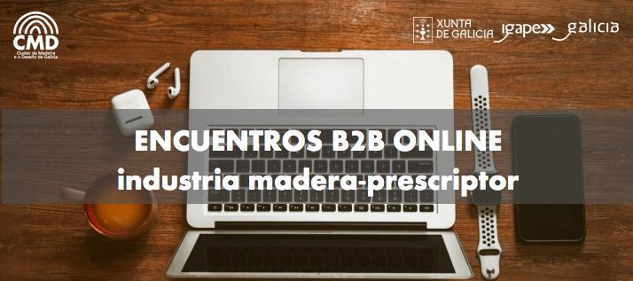Encuentros B2B Online entre industria de la madera y prescriptor
