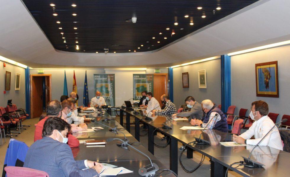 El Comité Organizador inicia la preparación de ASTURFORESTA para 2021