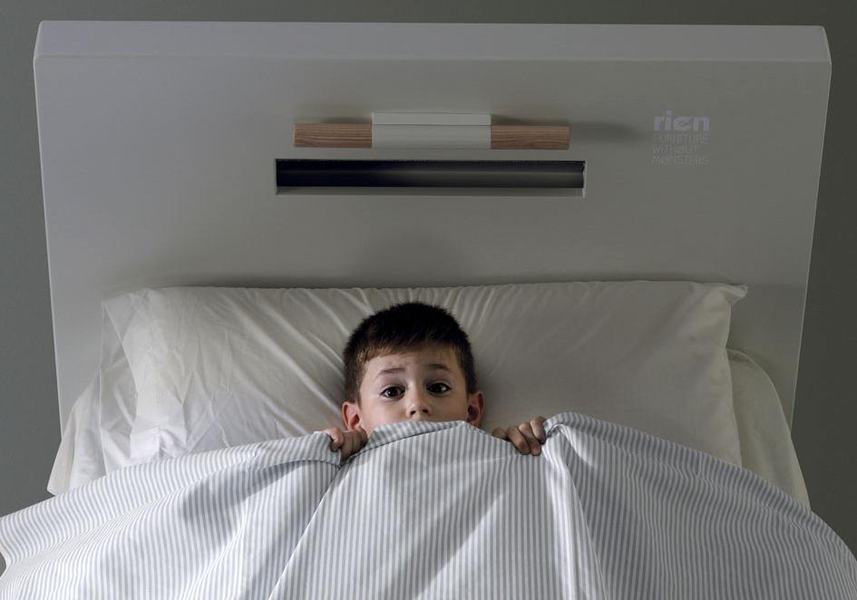 """BUSTPER y Pep Torres presentan la """"cama sin monstruos""""… para niños"""
