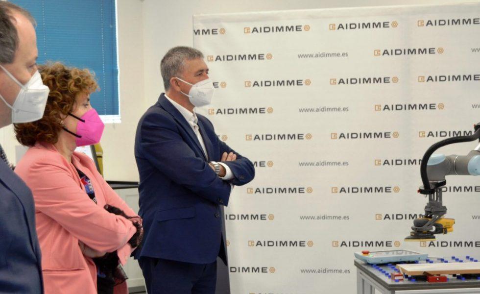 AIDIMME presenta el sistema PLASMA para diseñar la digitalización de procesos