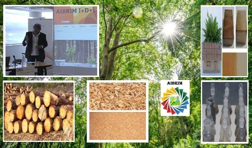 AIBRIM trabaja en el desarrollo de un líquido protector para madera