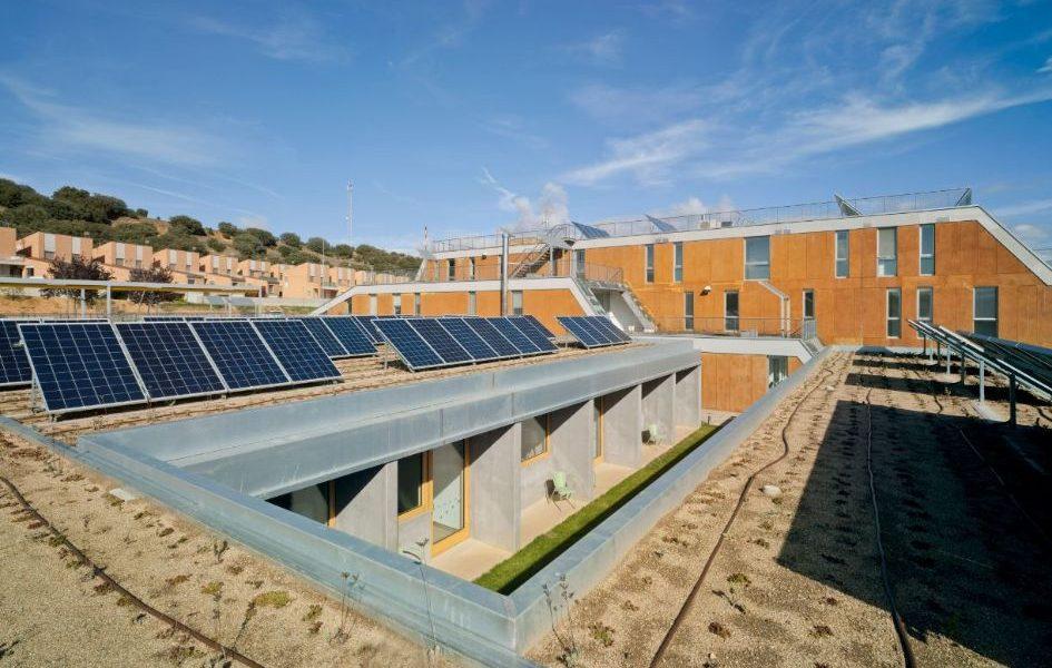 La construcción pasiva garantiza las condiciones óptimas de confort en escuelas y equipamientos