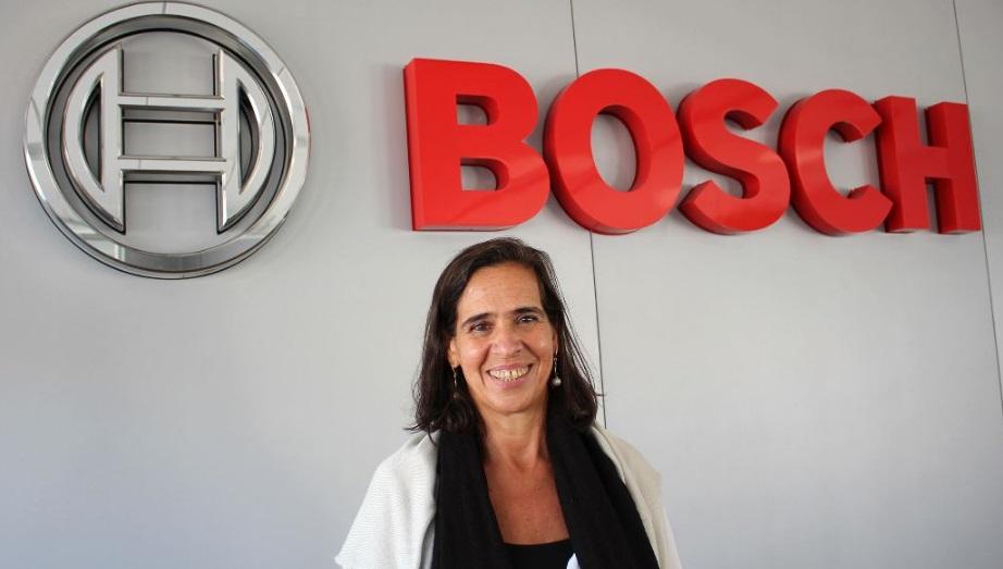 Verónica Rodríguez, nueva directora de Recursos Humanos de BOSCH en España y Portugal