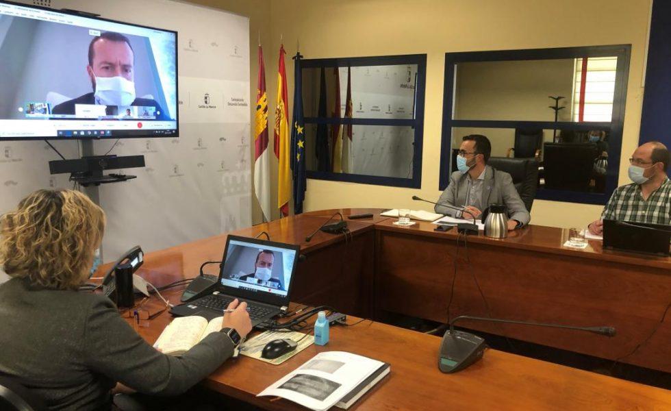 El Gobierno de Castilla-La Mancha crea una Mesa de la Madera