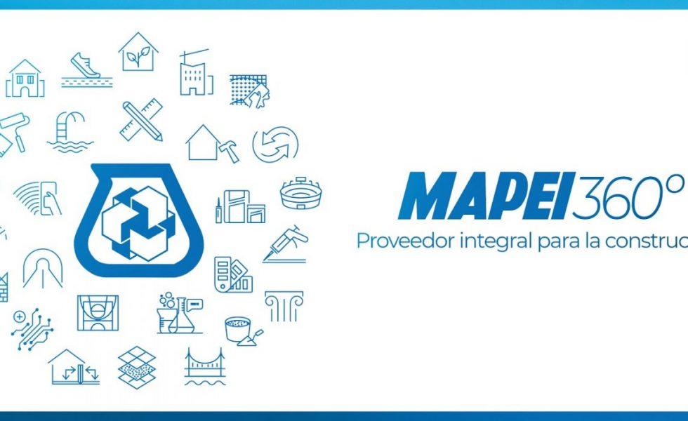 MAPEI 360° proveedor integral para la construcción
