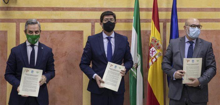 Incluyen en los presupuestos de Andalucía cinco millones para el Plan Renove del Mueble