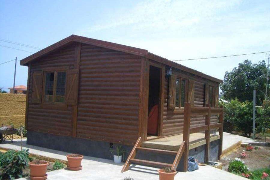 Reparación y renovación de las casas de madera