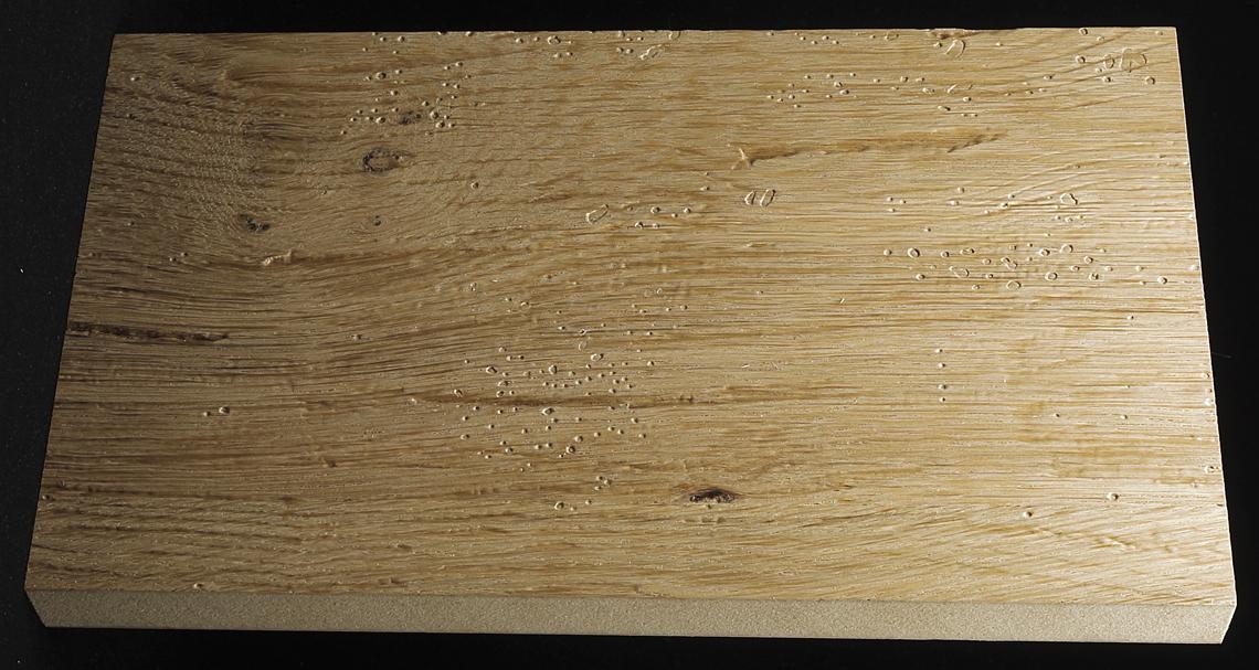 TACTYLE reinventa la chapa de madera