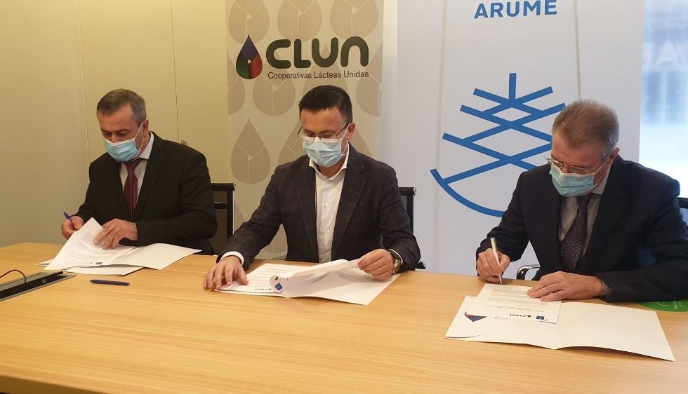ARUME y CLUN firman un acuerdo para la restauración de montes en Galicia