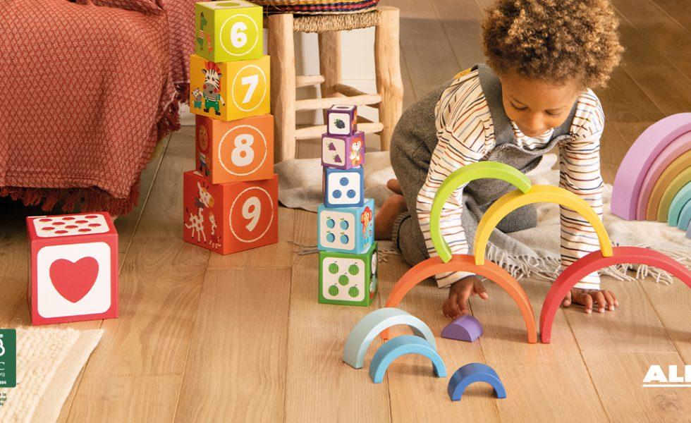 Los juguetes de madera, una apuesta segura para esta Navidad