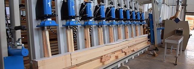 CESEFOR incorpora una línea de prototipado de productos encolados de madera
