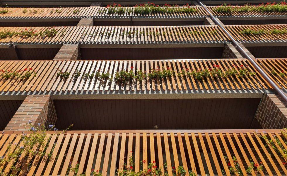 ACCOYA y SIKKENS dan la talla en la rehabilitación de las fachadas
