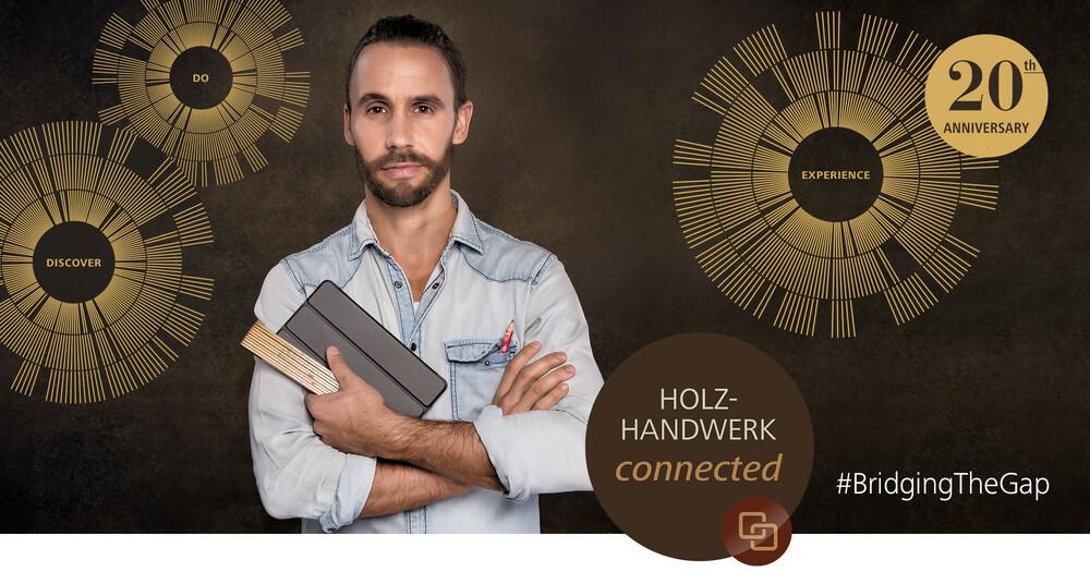 Manténgase conectado con los servicios en línea de HOLZ-HANDWERK