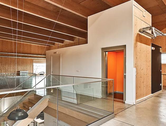 Curso sobre construcción en madera estructural