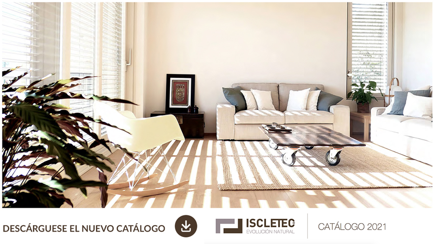 Nuevo catálogo ISCLETEC 2021