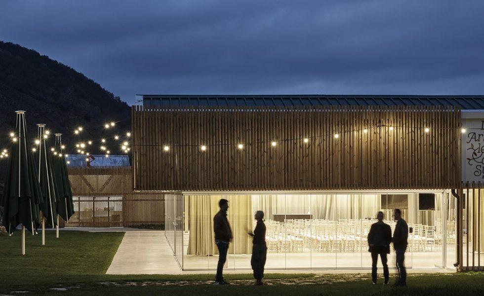 LUNAWOOD y GABARRÓ organizan un webinar sobre revestimientos de madera termotratada