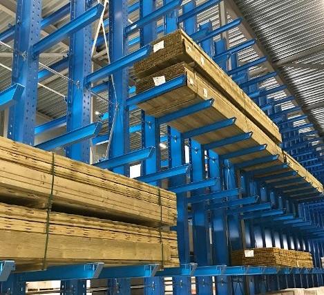 4PLUS duplica la capacidad de su almacenaje gracias a las estanterías de OHRA