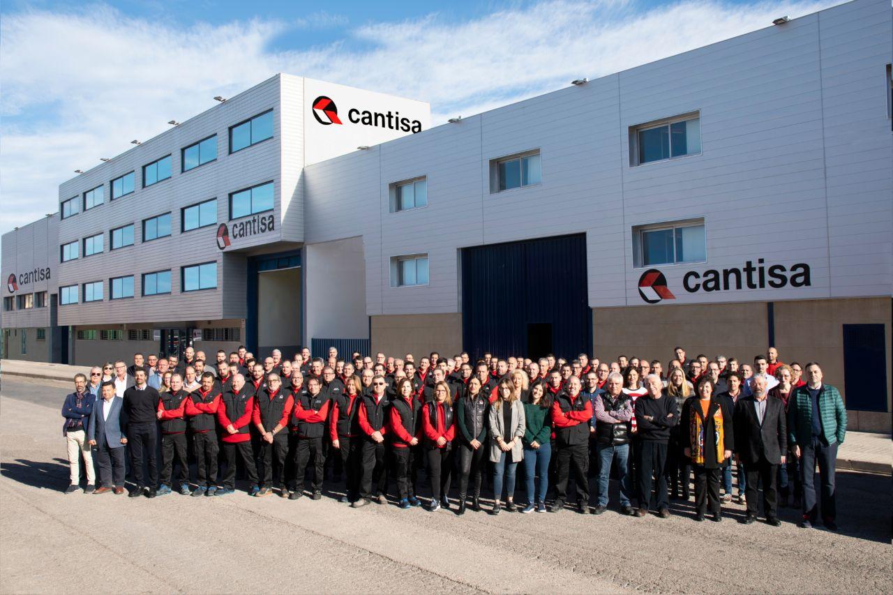 CANTISA recauda más de 40.000 euros para la lucha contra la COVID-19