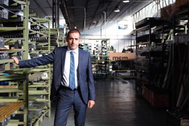 DOM MCM se convierte en el «gigante» de la cerrajería