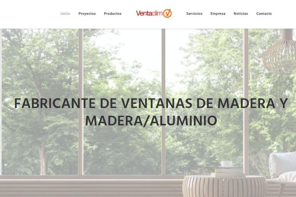 VENTACLIM renueva su página web