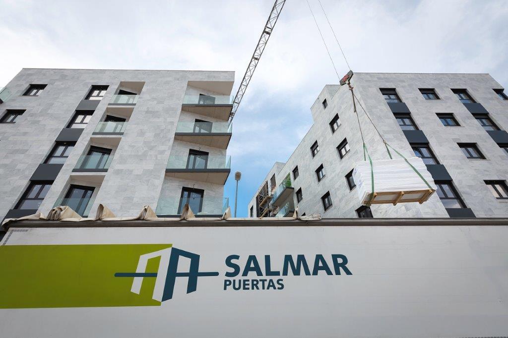 SALMAR registró en 2020 una facturación superior a los 24 M€ y realizó alrededor de 4.700 viviendas