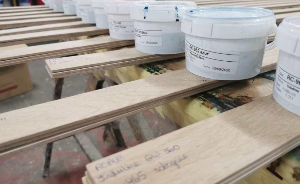ISCLETEC amplia su carta de barnices y aceites naturales by REMMERS