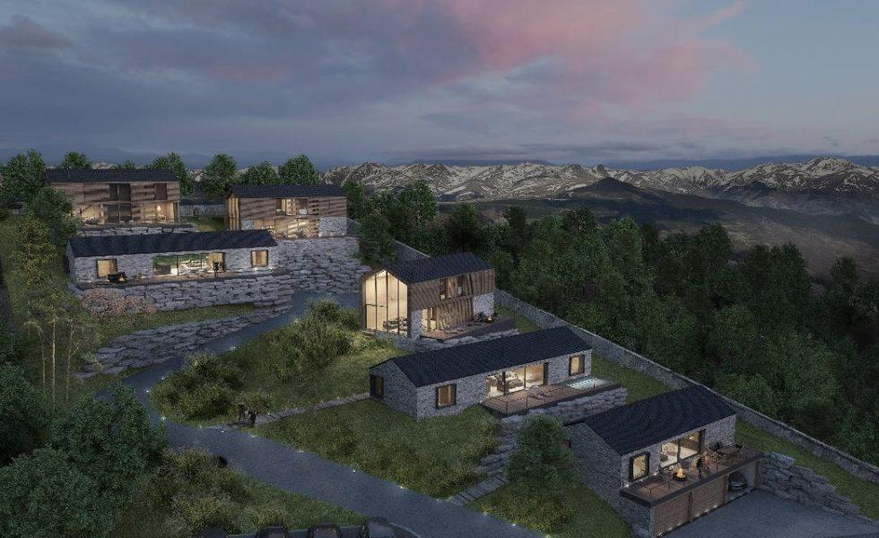 HOUSE HABITAT y ECLAIR se asocian para construir casas pasivas de montaña en la Cerdanya