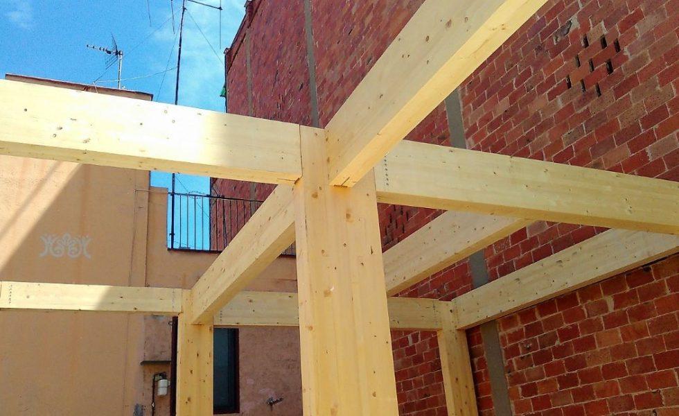 Edificios de madera, una asignatura pendiente