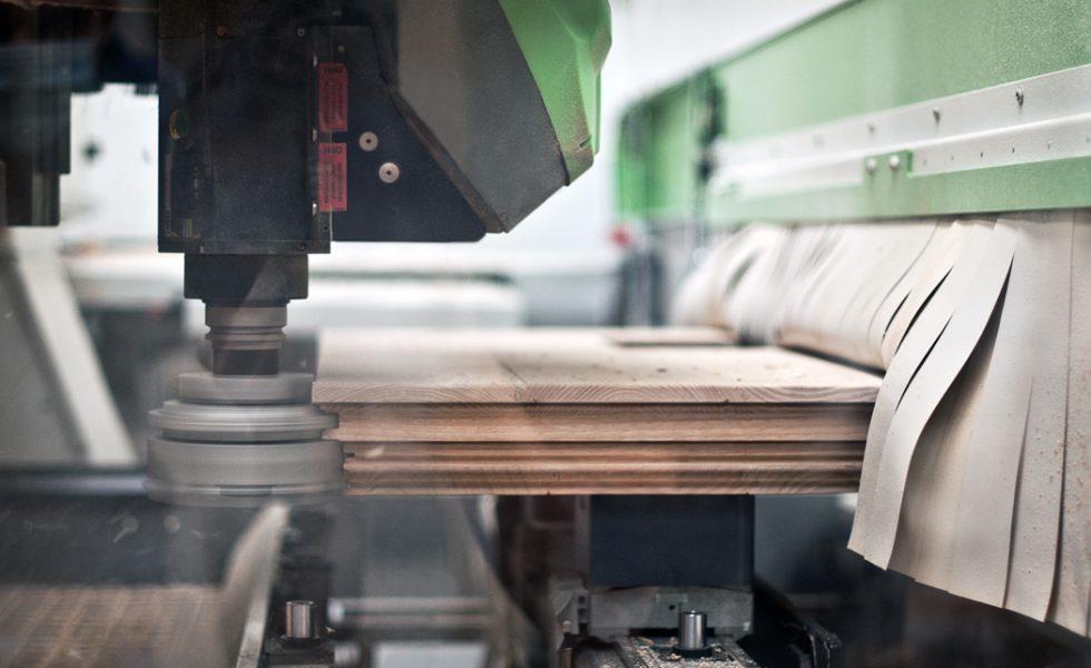 CARPINTERIA COBIAN apuesta por la madera de castaño para la fabricación de sus ventanas