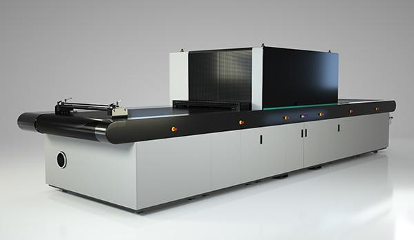 Instalada la impresora digital EFI Cubik S700 con tintas minerales en KEMBER FLOORING (Michigan)
