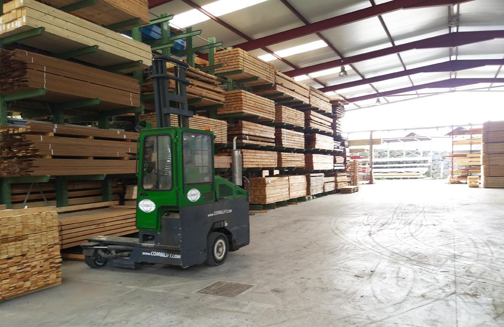 MADERAS ANSORENA, proveedor histórico de elementos de madera para la construcción