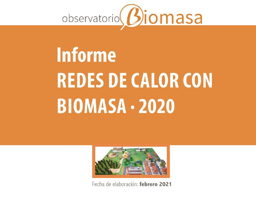 AVEBIOM localiza 433 redes de calor con biomasa en España