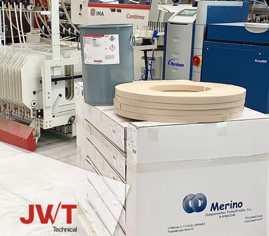 JOWAT colabora con MERINO COMPONENTES