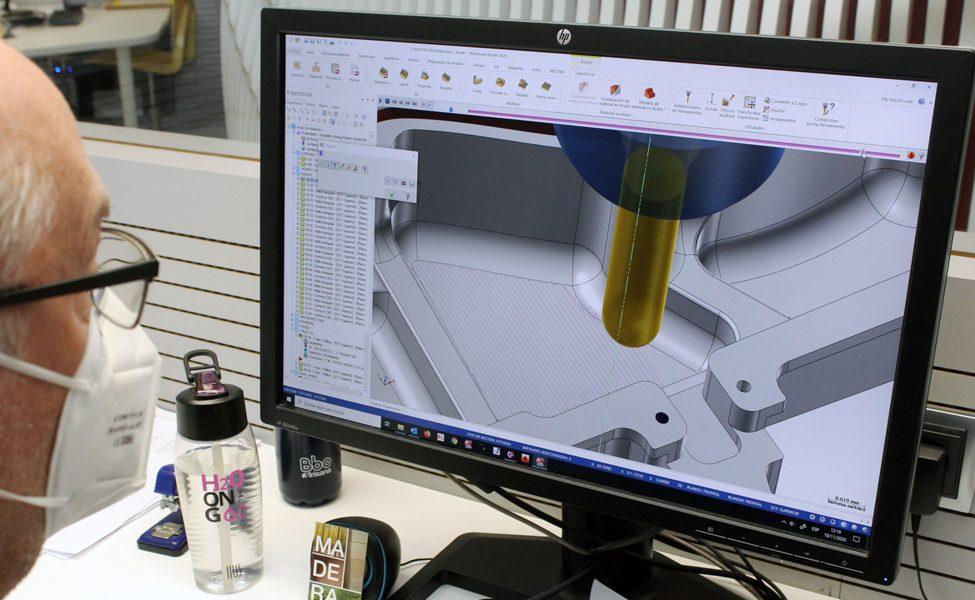 MECAKIM compró TopSolid con idea de mecanizar piezas especiales, más allá del mueble
