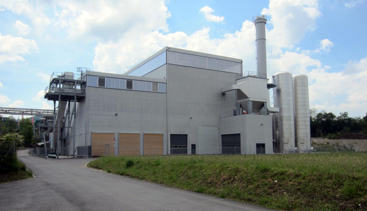 El proveedor de energía suizo EBL confía en la solución de reciclaje de VECOPLAN