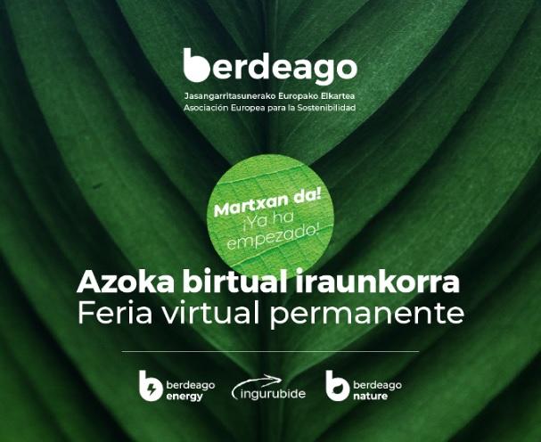 BERDEAGO se lanza al formato virtual