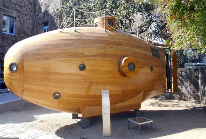 MILESI restaura el Ictíneo del Museo Marítimo de Barcelona