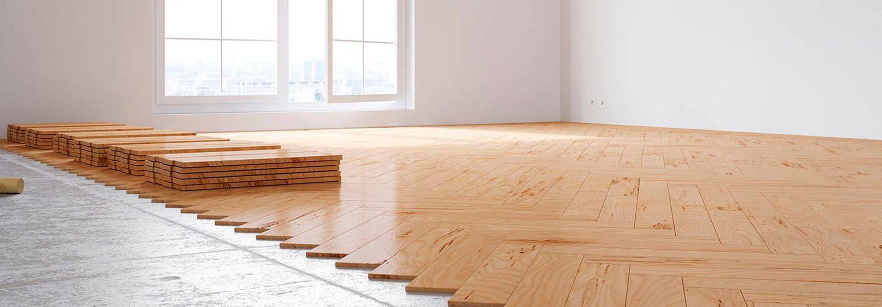 Elige el material perfecto para tu suelo de madera