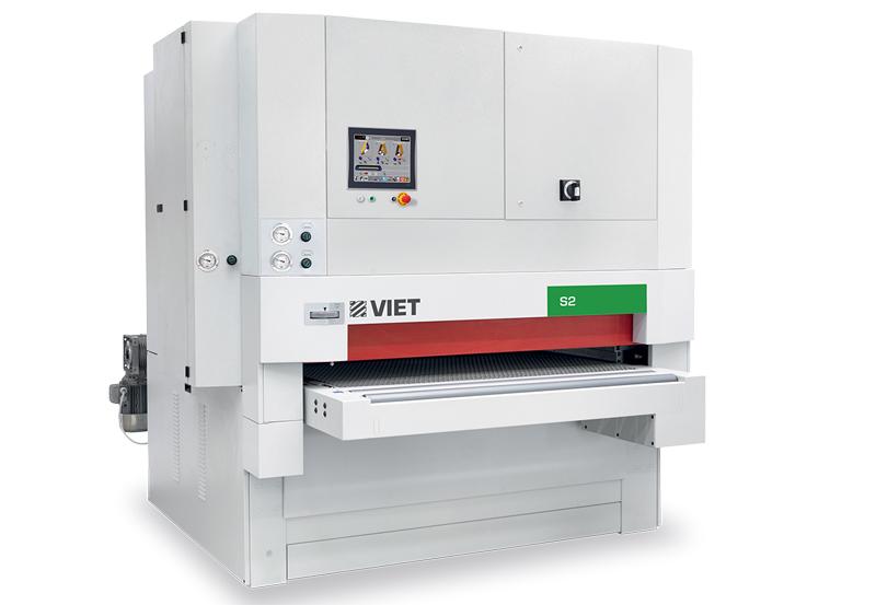 VIET S2: Varios mecanizados en una sola máquina