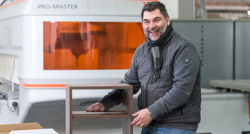 «No nos planteamos producir sin los conectores CLAMEX»