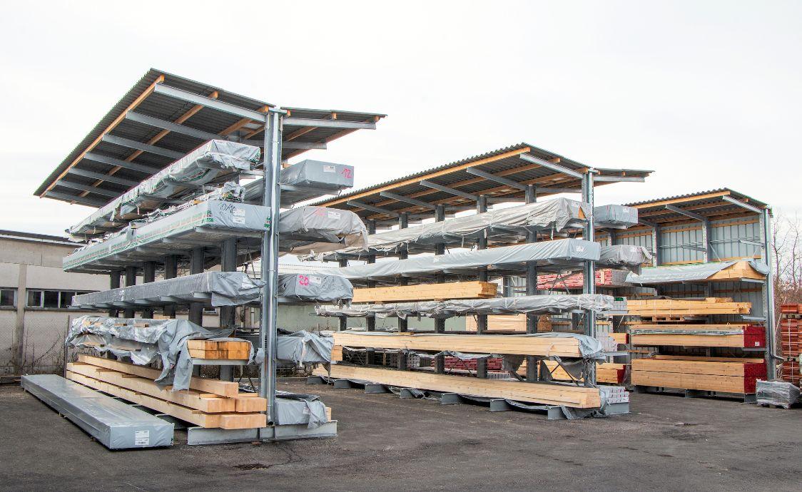 La estantería de OHRA permite un almacenamiento un 35% más rápido